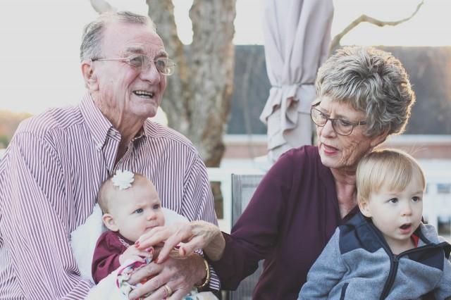 祖父母と脳トレ
