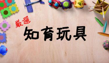 知育玩具30選【10件以上の論文から導く厳選おすすめのおもちゃ】