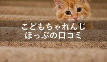 こどもちゃれんじほっぷ5つの悪い口コミ・評判【年少でも放置できる?】